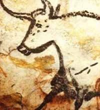 Фрагмент росписи пещеры Ласко (изображение: sbd.ecu)