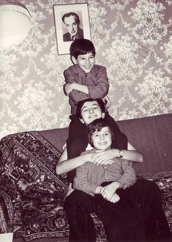 Семён с родственниками