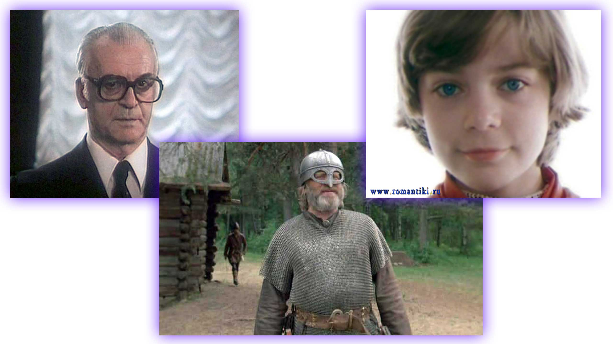Что общего между этими фильмами? Их снимали параллельно!