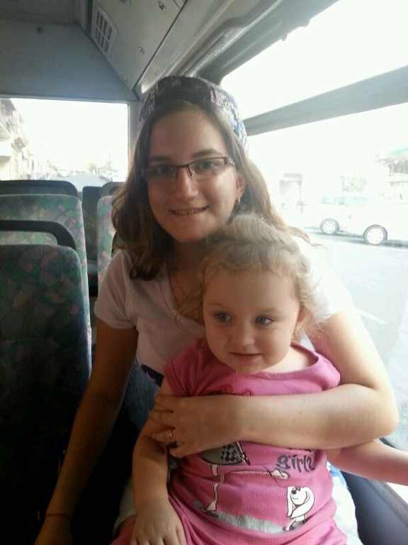 Дочки: Рахели и Элизабет