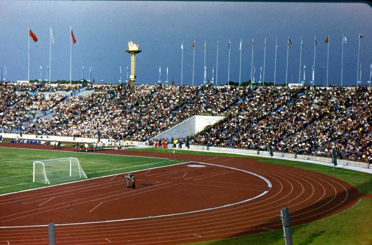 Стадион им. С.М. Кирова, Олимпиада-80